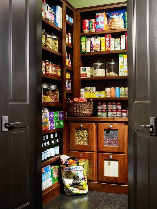 Traditional Pantry with Standard height, Engineered hardwood flooring, French doors, stone tile floors, soapstone tile floors