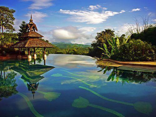 Asian Swimming Pool