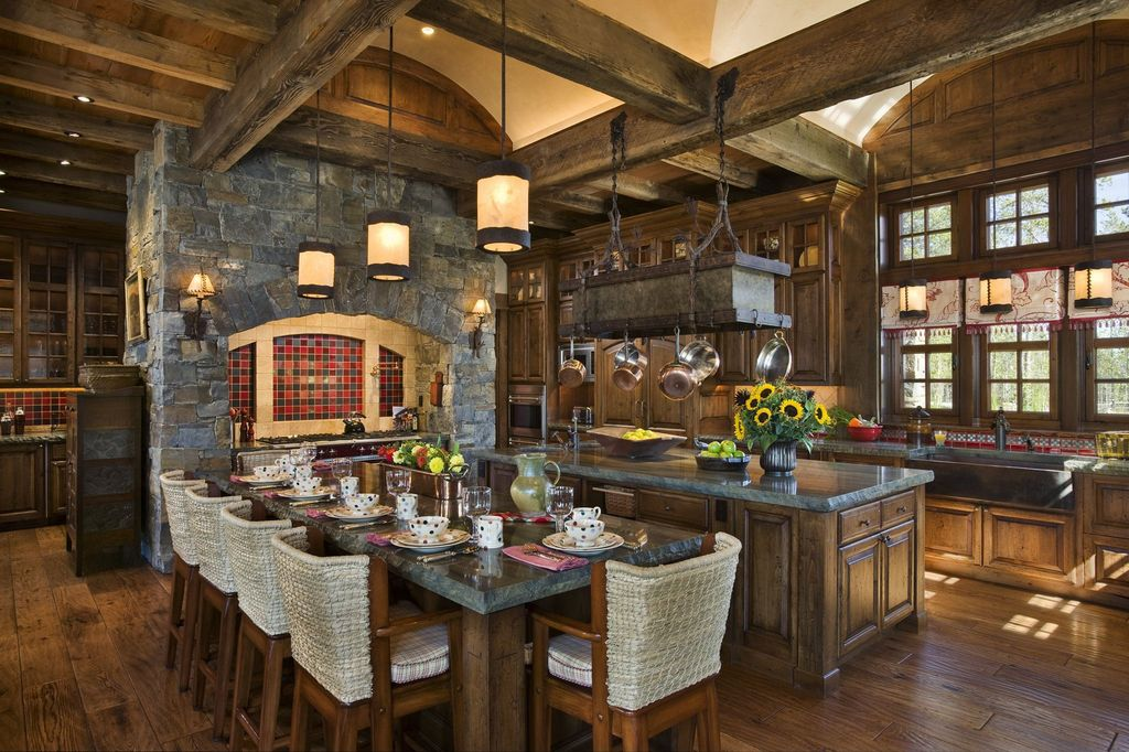 Great Country Kitchen Zillow Digs