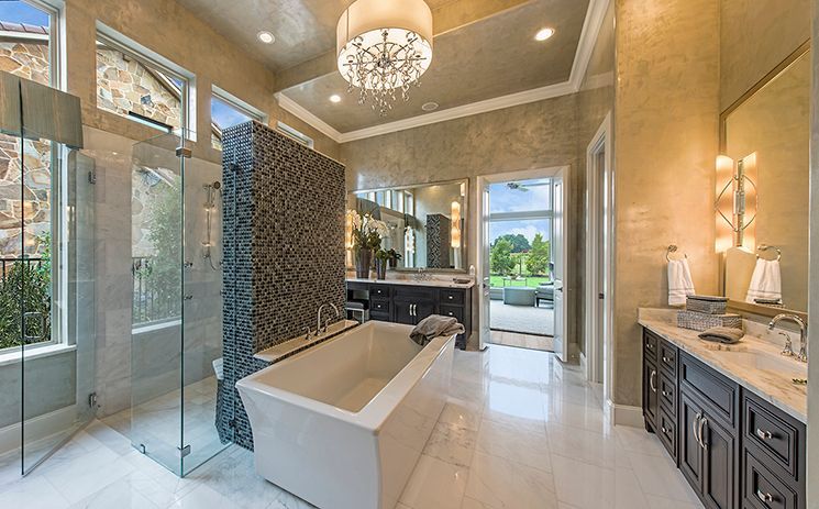 Great contemporary master bathroom zillow digs for Contemporary master bath
