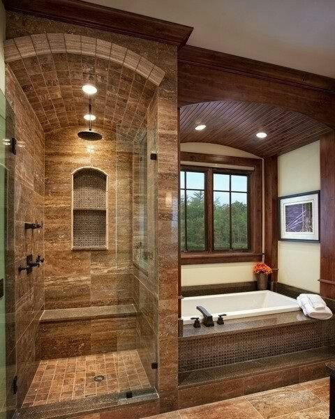 Great traditional master bathroom zillow digs for Great master bathroom designs