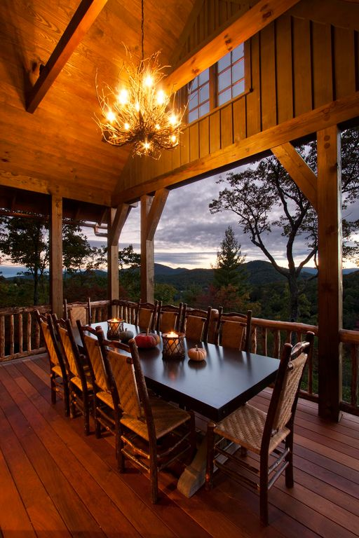 Country Porch with Casement, Screened porch, Deck Railing