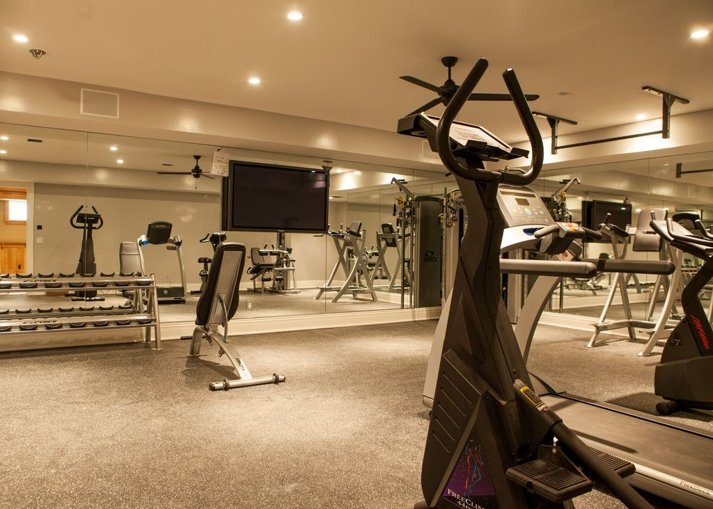 Creating your ultimate home gym improvement