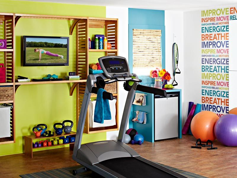 DIY How to Create the Best Home Gym to Get Fit at Home
