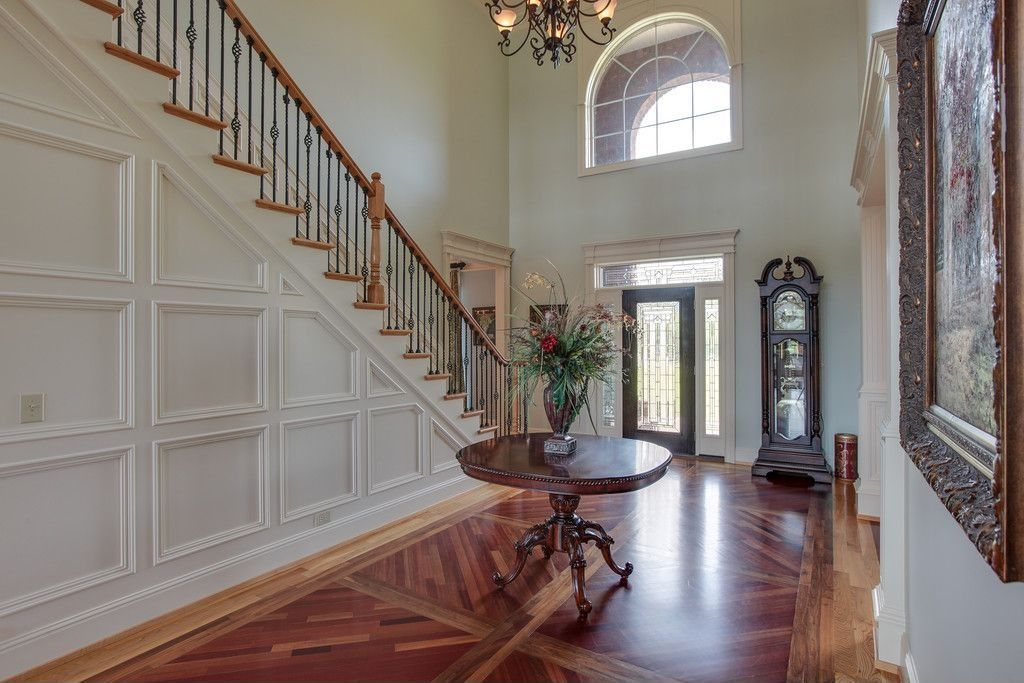 Arched, Chandelier, French, Hardwood, High (3.0-4m), Traditional, Transom