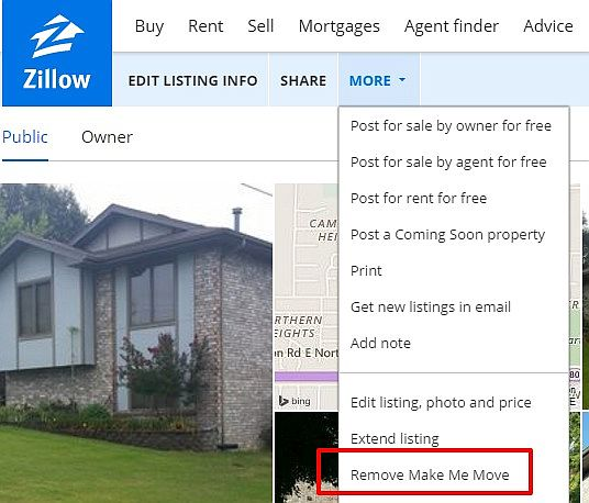 I have a home currently listed as Make Me Move, but ... | Zillow