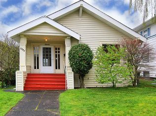3845 45th Ave SW , Seattle WA
