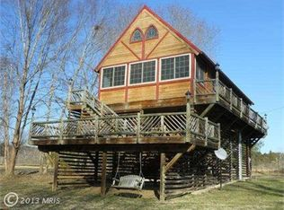 1327 Fort Stover Rd , Luray VA