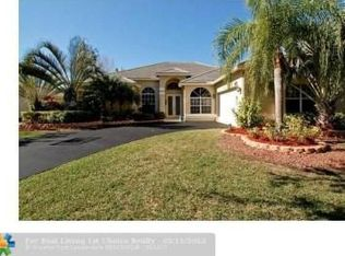 4952 NW 110th Ter , Coral Springs FL