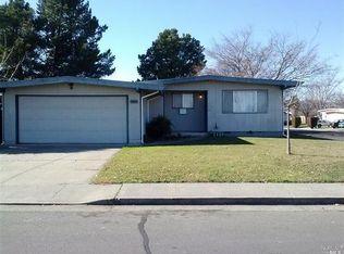 1693 Kidder Ave , Fairfield CA