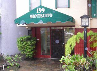 199 Montecito Ave Apt 104, Oakland CA