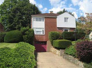 1207 Varner Rd , Pittsburgh PA