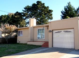 759 Thornhill Dr , Daly City CA