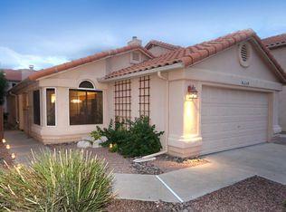 5393 N Entrada De Sabino , Tucson AZ