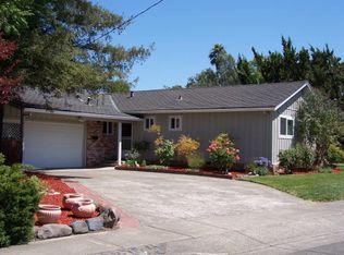 5419 Carolyn Ave , Santa Rosa CA