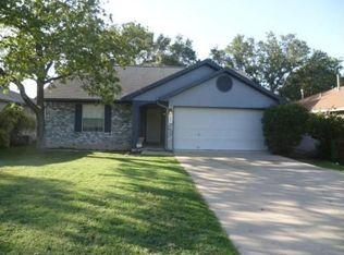 1408 Somerset Dr , Round Rock TX
