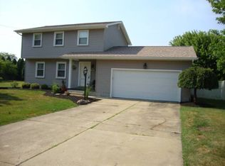 201 Waggaman Cir , Youngstown OH