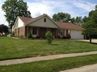 435 Renwood Pl , Springboro OH