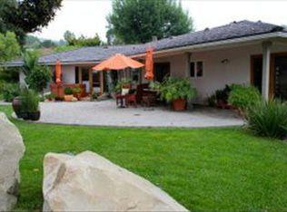 207 Northridge Rd , Santa Barbara CA