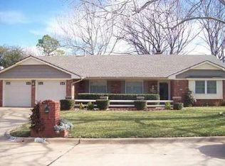 8708 N Kensington Rd , Oklahoma City OK