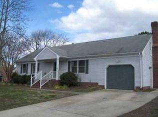 4138 Valencia Rd , Chesapeake VA