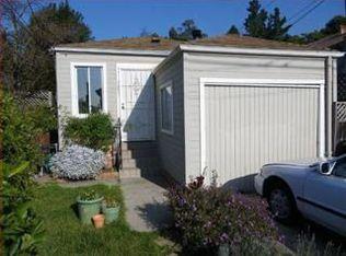 5932 Mauritania Ave , Oakland CA