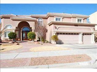 5635 Star View Dr , El Paso TX