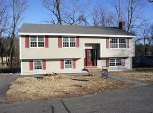 4 Manor Rd , North Billerica MA