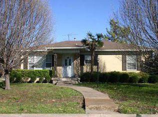 1408 N Graves St , Mc Kinney TX