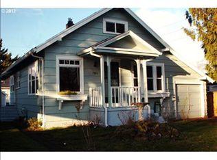 7911 SE Ellis St , Portland OR