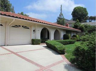 3901 San Augustine Dr , Glendale CA