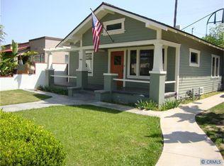 710 N Lemon St , Anaheim CA