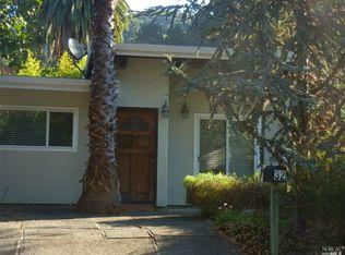 32 Villa Ave , San Rafael CA