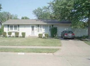 3405 Mississippi Ave , Davenport IA