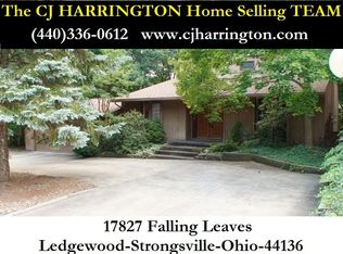 17827 Falling Leaves Rd , Strongsville OH