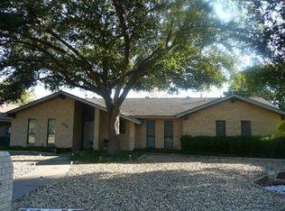 3321 Cedarhill Dr , San Angelo TX