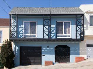 110 Loehr St , San Francisco CA