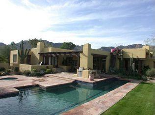 7529 N Invergordon Rd , Paradise Valley AZ