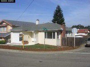 1284 Nob Hill Ave , Pinole CA