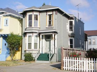 1927 West St , Oakland CA