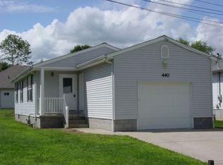 440 Bell St , Barberton OH