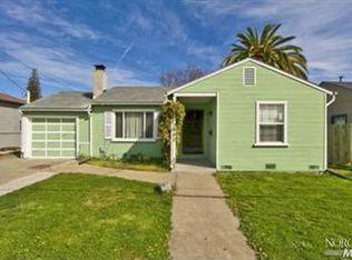 2942 Kilburn Ave , Napa CA