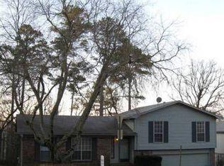 12509 Pleasant Forest Dr , Little Rock AR