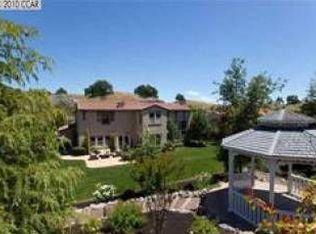 4055 Stone Valley Oaks Dr , Alamo CA