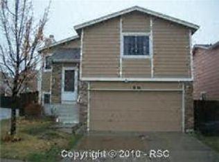 6126 Lowlander Ct , Colorado Springs CO