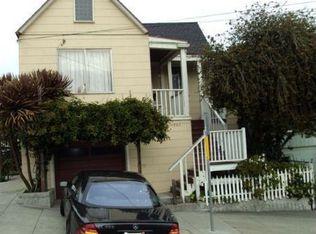 701 Crescent Ave , San Francisco CA