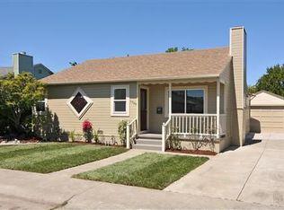 1705 Cypress Ave , San Mateo CA