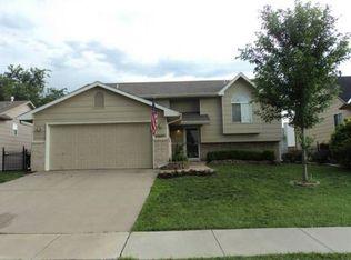 11407 W Bella Vista St , Wichita KS