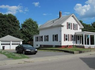 157 East St , North Attleboro MA