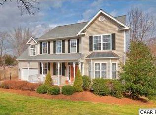 3216 S Chesterfield Ct , Charlottesville VA
